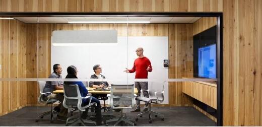 Desain Ruangan Rapat Kantor