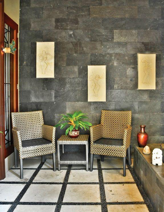 Tips Memilih Keramik Dinding Teras